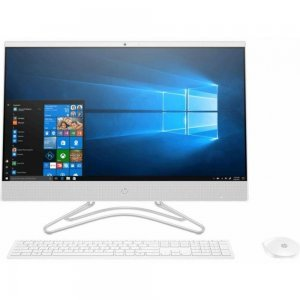 """Моноблок HP All-in-One 24-f0076 / 23.8 """" / White (4PL64EA)"""