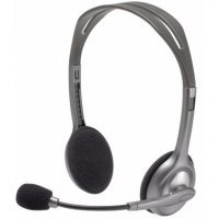 kupit-Гарнитура с микрофоном Logitech Stereo Headset H110 -v-baku-v-azerbaycane