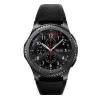 kupit-Samsung Gear S3 frontier Black-v-baku-v-azerbaycane