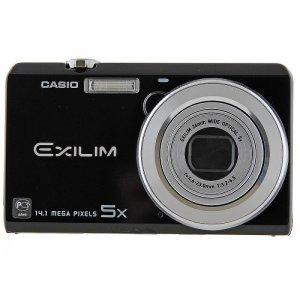 Фотоаппарат Casio EX-ZS10 (black)