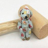 """kupit-Брелок мини игрушка ручной работы """"Медвежонок""""-v-baku-v-azerbaycane"""