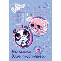 kupit-бумага Academy The Littlest Pet Shop для акварели-v-baku-v-azerbaycane