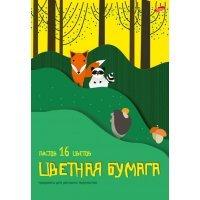 kupit-бумага Academy 16 цветов 7766-v-baku-v-azerbaycane