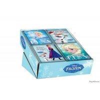 kupit-блокнот Keskin Color Frozen 80 листов A6 на спирал-v-baku-v-azerbaycane