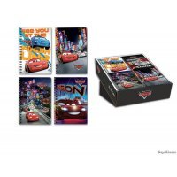 kupit-блокнот Keskin Color Cars 80 листов A6 на спирали-v-baku-v-azerbaycane