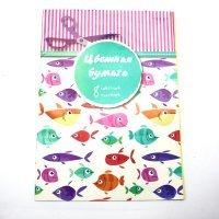 kupit-Бумага Academy 8 цветов 9421-v-baku-v-azerbaycane