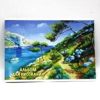 kupit-Альбом для рисования Academy 40 листов А4 9613/2-v-baku-v-azerbaycane