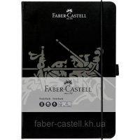 kupit-блокнот Faber Castell в клетку А5 10020500-v-baku-v-azerbaycane