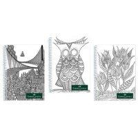 kupit-блокнот Faber Castell в клетку 80 листов А4 401104-v-baku-v-azerbaycane