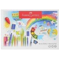kupit-альбом для рисования Faber Castell 15 листов 400025-v-baku-v-azerbaycane