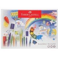 kupit-альбом для рисования Faber Castell 15 листов 35х50см 400035-v-baku-v-azerbaycane
