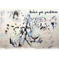kupit-Альбом Academy Дикие Кошки 32 листов А4 9609/2-v-baku-v-azerbaycane