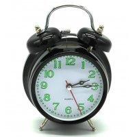 kupit-часы Quartz с будильником черные 123140-v-baku-v-azerbaycane