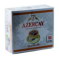 kupit-Чай Азерчай  Черный пакетики 100 шт-v-baku-v-azerbaycane