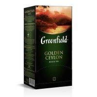 kupit-Чай Greenfield Golden Ceylon чрный 25 шт-v-baku-v-azerbaycane