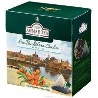 kupit-Чай Ahmad Tea Sea Buckthorn Candies черный с облепихой 20 пак-v-baku-v-azerbaycane