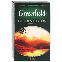 kupit-Чай Greenfield Golden Ceylon чрный 200 гр-v-baku-v-azerbaycane