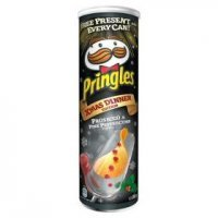 kupit-Чипсы Pringles Prosecco & Pink Peppercorn Принглс со вкусом просекко и красного перца 165-v-baku-v-azerbaycane