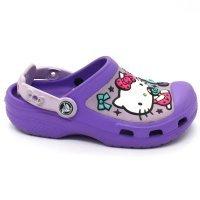 kupit-сандалии Crocs Hello Kitty j1, j2,j3-v-baku-v-azerbaycane