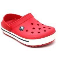 kupit-сандалии Crocs Classic красные j1, j2, j3-v-baku-v-azerbaycane