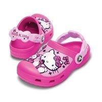 kupit-сандалии Crocs Hello Kitty j1, j2, j3-v-baku-v-azerbaycane