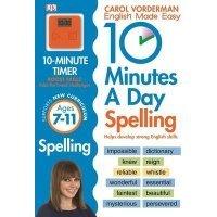 kupit-10 Minutes A Day Spelling KS2-v-baku-v-azerbaycane