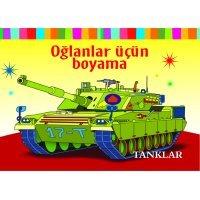 kupit-Boyama Tanklar-v-baku-v-azerbaycane
