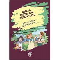 kupit-Anne La Maison Aux Pignos Verts-Fransızca Türkçe-v-baku-v-azerbaycane