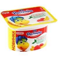 kupit-Йогурт Растишка Малина-банан 3% 110г-v-baku-v-azerbaycane