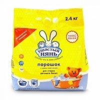 kupit-Стиральный порошок Ушастый нянь 2,4 кг-v-baku-v-azerbaycane