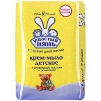 kupit-Крем-мыло Ушастый нянь с оливковым маслом и ромашкой, 90г-v-baku-v-azerbaycane