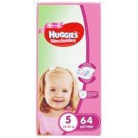 kupit-Подгузники Huggies Ultra Comfort для девочек 5 (12-22кг), 64шт-v-baku-v-azerbaycane