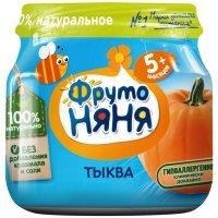 kupit-Пюре ФрутоНяня из тыквы для детей с 5 месяцев, 80г-v-baku-v-azerbaycane