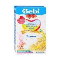 kupit-Молочная каша Bebi Premium 7 злаков, 200 г-v-baku-v-azerbaycane
