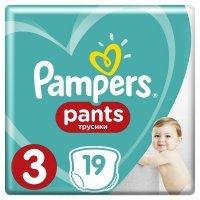 kupit-Трусики Pampers Premium Care Pants 6-11кг 3 размер 19шт-v-baku-v-azerbaycane