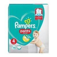 kupit-Трусики Pampers Premium Care Pants 9-15кг 4 размер 30шт-v-baku-v-azerbaycane