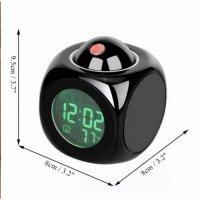 kupit-Настольные электронные часы с проектором-v-baku-v-azerbaycane