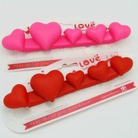 kupit-Держатель для зубных щеток в форме сердца-v-baku-v-azerbaycane