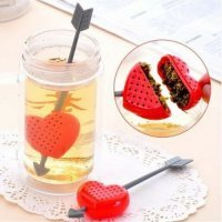 kupit-Заварник для чая в форме сердца-v-baku-v-azerbaycane