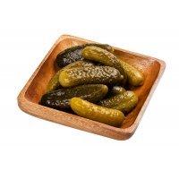 kupit-Соленые огурцы 1 кг банка-v-baku-v-azerbaycane