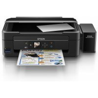 Принтер Epson L486 All-inOne A4 (СНПЧ) Wi-Fi