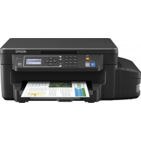 kupit-Принтер Epson L605 A4 Color All-in-One (СНПЧ)-v-baku-v-azerbaycane