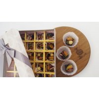 kupit-Шоколад с орехами и сухофруктами в подарочной коробке-v-baku-v-azerbaycane