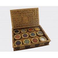 kupit-Подарочная коробка со специями-v-baku-v-azerbaycane