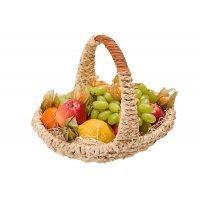 """kupit-Корзинка """"Прекрасные фрукты""""-v-baku-v-azerbaycane"""