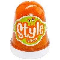 kupit-слайм Lori Style Slime 130мл Оранжевый с ароматом апельсина-v-baku-v-azerbaycane