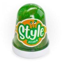 kupit-слайм Lori Style Slime 130мл Зеленый с ароматом яблока Сл-019-v-baku-v-azerbaycane