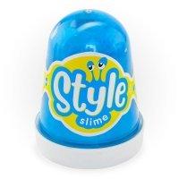 kupit-слайм Lori Style Slime 130мл Голубой с ароматом тутти-фрутти-v-baku-v-azerbaycane