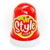 kupit-слайм Lori Style Slime 130мл Красный с ароматом клубники-v-baku-v-azerbaycane