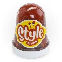 kupit-слайм Lori Style Slime 130мл Коричневый с ароматом колы-v-baku-v-azerbaycane